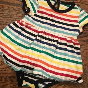 Primary Rainbow Dress